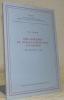 Bibliographie du roman épistolaire en France des origines à 1842. Collection Seges. 23.. GIRAUD, Yves.