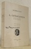 A. Constantin peintre sur émail et sur porcelaine. Publié sous auspices de la Société des Arts.. PLAN, Danielle.