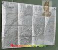 Carte topographique et routière de la Suisse et des contrées limitrophes. Dressée et dessinée par Jean Frédéric d'Osterwald. Gravée à Paris par ...