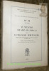 O Mundo Arabo-Islâmico eo Ultramar Português. (Premio abilio lopes do rego, da Academia das Ciencias de Lisboa, 1958). Junta de Investigaçoes do ...