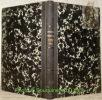 Journal forestier suisse, publié par la Société des Forestiers Suisses. 1859 2. Année.. GREYERZ, Walo de.