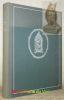 Les Automates. Figures artificielles d'hommes et d'animaux. Histoire et technique.. CHAPUIS, Alfred. - DROZ, Edmond.