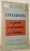 """Strabourg.Guides Illustrés Michelin des Champs de Bataille.""""."""