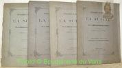 Nivellement de précision de la Suisse exécuté par la Commission géodésique fédérale.1e - 2 e(en deux parties) et 3e livraison.. Hirsch, A. - ...
