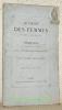 Le Droit des Femmes au Luxe et à la Toilette. Quatrième édition.. LEGRAND, Jacques (dit LE GRAND JACQUES).