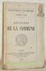 Histoire de la Commune. Collection: Bibliothèque à 25 centimes.. SOISY, Adrien.