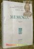 Consejo Superior de Investigaciones Cientificas. Secretaria General. Memoria 1951..