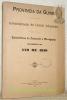 PROVINCIA DA GUINÈ. Administraçao do Circulo Aduaneiro. Estatisticas do Comércio e Navegaçao. Referentes ao Ano de 1919..
