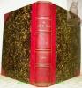 Le Tour du Monde. Nouveau journal des voyages. 1875. 2 semestres reliés en 1 fort volume.. CHARTON, Edouard (Sous la direction).