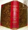 Le Tour du Monde. Nouveau journal des voyages. 1879. 2 semestres reliés en 1 fort volume.. CHARTON, Edouard (Sous la direction).