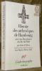 Histoire des Archevêques de Hambourg avec une Description des îles du Nord.Traduit du latin, présenté et annoté par Jean-Baptiste Brunet-Jailly.Coll. ...