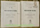 Protestantismo em Àfrica.1.° Volume : Introduçao ao Estudo do Protestantismo em Àfrica.2.° Volume : Contribuçao para o Estudo do Protestantismo na ...
