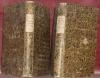 Elementa Physiologiae ad usum Praelectionum Academicarum.Editio altera nuperioribus doctrinis locupletata. Vol. I et Vol. II..