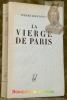 La Vierge de Paris.. JOUVE, Pierre Jean.