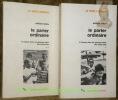 Le parler ordinaire. La langue dans les ghettos noirs des Etats-Unis. 2 Volumes.Collection Le sens commun.. LABOV, William.
