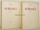 Aurélien Tome 1 et 2.. ARAGON.