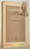 Tchaïkovsky : histoire d'une vie solitaire. Avec six photographies hors-texte.. BERBEROVA, Nina.
