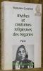 """Mythes et coutumes religieuses des tsiganes.Préface de Jacques-E. Ménard. Coll. """"Bibliothèque Scientifique"""".. COZANNET, Françoise."""