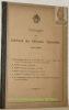 Beilagen zum Jahrbuch des Schweizer Alpenclubs. Band XXIII.1: Excursionskarte des A. A. C. für 1888-89. 1:50,000. Blätter Mels, Sargans, Weisstannen, ...