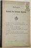 Beilagen zum Jahrbuch des Schweizer Alpenclubs. Band XXX.1: X. Imfeld. Panorama des Mont-Blanc (Lichtdruck).2: Schroeder & Cie. Ansicht der ...