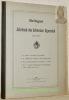 Beilagen zum Jahrbuch des Schweizer Alpenclubs. Band XLV. Felht Beilage Nr. 3.1: S. Simon. Panorama vom Niesen.2: A. Fankhauser. Panorama der ...