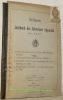 Beilagen zum Jahrbuch des Schweizer Alpenclubs. Band XXXIV. Felht Beilage Nr. 2.1: Exkursionskarte des S. A. C. für 1899. Ofenpassgruppe.2: A. ...