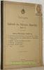 Beilagen zum Jahrbuch des Schweizer Alpenclubs. Band XX. Felht Beilage Nr. 2.1: R. Leuzinger. Karte des Stockhorn-und Niesengebietes, 1 : 50,000.2: F. ...