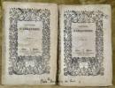 Souvenirs d'Angleterre et Considération sur l'Eglise Anglicane. Tome 1 et Tome 2.. ROBERT, M. (Chanoine de Tours).