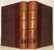 Le Soleil. Deuxième édition, revue et augmentée. Première et deuxième partie. 2 Volumes.. SECCHI, P. A.