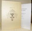 ARMORIAL FRIBOURGEOIS de l'ancien régime (Un). Ms. L 384 de la Bibliothèque cantonale et universitaire de Fribourg. Commentaire par J.Dubas..