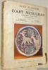 Cent planches en couleurs d'art musulman céramique, tissus, tapis.. Koechlin, R. - Migeon, G.