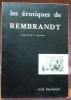 Les érotiques de Rembrandt. Gravures et dessins.. OSTERMANN, G.