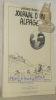 "Journal d'un alpage.Coll. ""Cahiers du Balcon du Jura"".. BOSSY, Gérard."