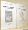 Observations et Réflexions d'un Naturaliste dans sa campagne.1ère et 2ème parties en deux volumes.. BROCHER, Frank.