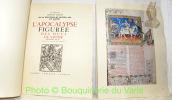 L'Apocalypse figurée des Ducs de Savoie (Ms Escurial E. Vitr. V). Préface de sa Majesté la Reine Marie-José. De la peinture du Moyen Age en Savoie. ...