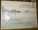 Le Lac de Bienne et l'Ile de Saint-Pierre. Aquarelles, dessins et texte de Daniel de Coulon.. COULON, Daniel de.