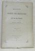 Bulletin de la société Neuchâteloise de Géographie. Publié sous la direction de Charles Biermann. Tome XXXIX. 1930.Voyage de la mission scientifique ...
