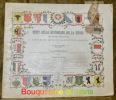 Petit atlas historique de la Suisse. Avec des notices explicatives à l'usage des écoles primaires.. Mullhaupt, F. - Poirier-Delay, Louis.