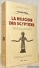 """La Religion des Egyptiens.Préface de M. Etienne Drioton. Traduction de Henri Wild.Avec 8 planches et 186 croquis. Coll. """"Bibliothèque Historique"""".. ..."""