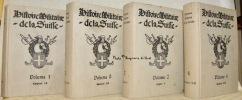 Histoire militaire de la Suisse. Publié sur l'ordre du chef de l'Etat-major général, le colonel-commandant de corps Sprecher von Bernegg, sous la ...
