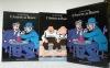 Livre d'or de L'Assiette au Beurre. Dessins choisis et présentés par Jean-Michel Royer. 2 Volumes. Collection L'Eventails à bourriques..
