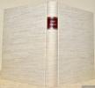 L'Art Sacré. Revue Mensuelle.3-4, novembre-décembre 1952 : Tâches modestes. 31 pages.3-4, novembre-décembre 1953 : Images de la prière. 31 pages.7-8, ...