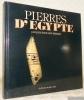 Pierres d'Egypte.. BERGER, Jacques-Edouard.