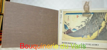 Le Tokaido. De Tokyo à Kyoto avec Hiroshige..