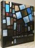 Vitraux du Jura. Textes réunis et présentés sous la direction de Jean-Paul Pellaton. Photographies de Jean Chausse. Quatrième édition.. PELLATON, ...