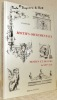 Motifs ornementaux. Motifs et décors du XIXème siècle.. LIENARD, B.
