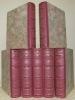 Poésies complètes. Illustrations de R. - W. Thomas gravées par Raymond Jacquet. En 7 volumes.. VERLAINE, Paul.