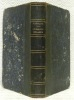 Paris Grotesque. Les célébrités de la rue. Paris 1815 à 1863. Illustrations par MM. L'Hernault, Lix, de Montault et Yriarte. Edition originale.. ...