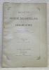 Bulletin de la société Neuchâteloise de Géographie. Publié sous la direction de Charles Biermann. Tome XXXV. 1926.Le Congrès International de ...