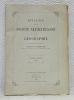Bulletin de la société Neuchâteloise de Géographie. Publié sous la direction de Charles Biermann. Tome XXXVIII. 1929.L'ouest canadien, esquisse ...